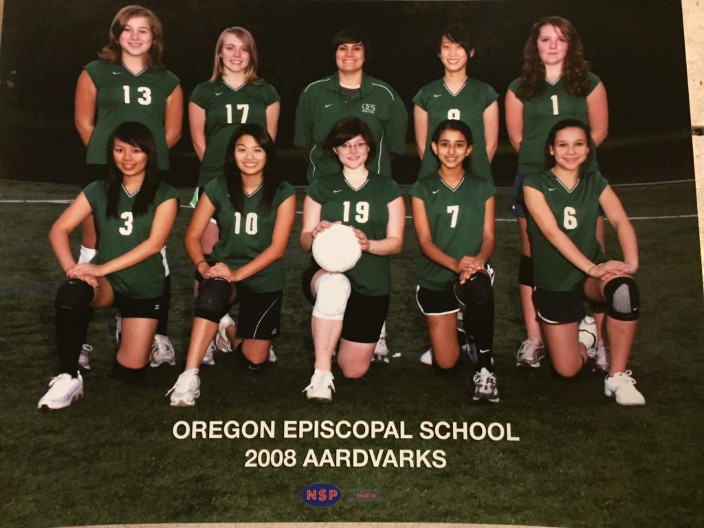 Oregon Episcopal School, OR 2008